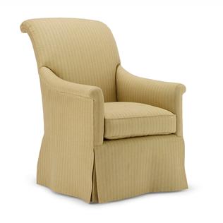 Hunt Chair - Loose Seat/Skirt Jasper Furniture