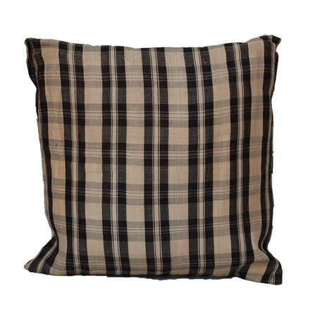 Jasper Plaid Pillow