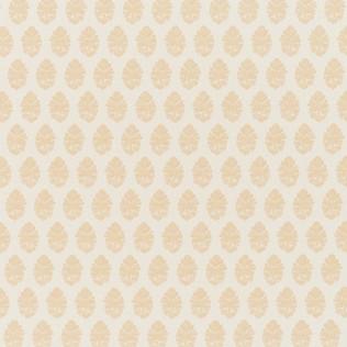 Jasper Outdoor Fabric inIndian Garden Paisley - Cream