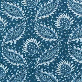Jasper Fabric Remy - Slate Teal