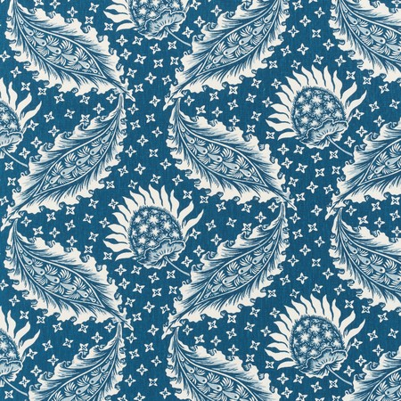 Jasper Fabric Remy - Deep Ocean