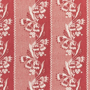 Jasper Fabric Gretta - Red