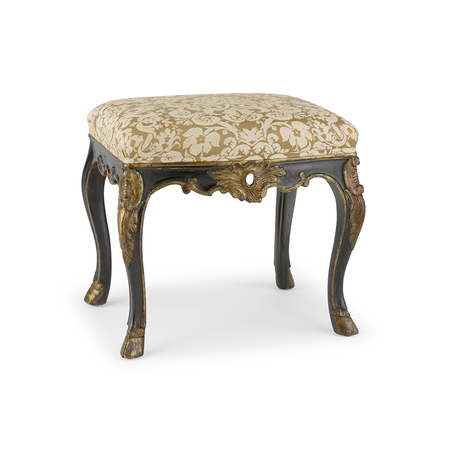 Venetian Painted Stool Jasper Furniture