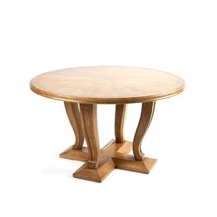 French Oak Center Table Jasper Furniture