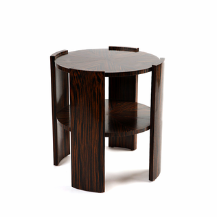 Parker Table - Macassar Jasper furniture