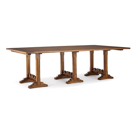 Aragon Trestle Table Jasper furniture