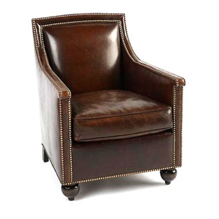 Wilshire Lounge Chair Jasper Furniture