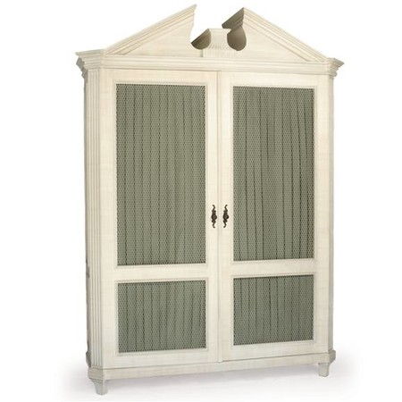 Archer Cabinet with Pediment Jasper Furniture