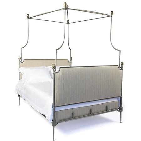 Jasper Furniture Montclair Campaign Bed  - Twin