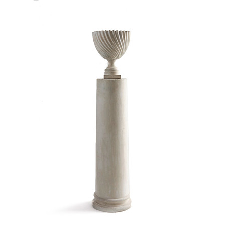 Emilio Urn and Pedestal Jasper Lighting