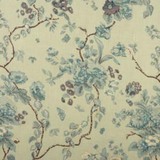 Tree of Life - Sage Jasper Fabric