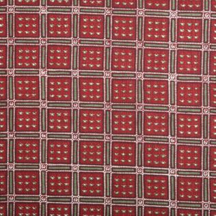 Rockingham - Red Jasper Fabric