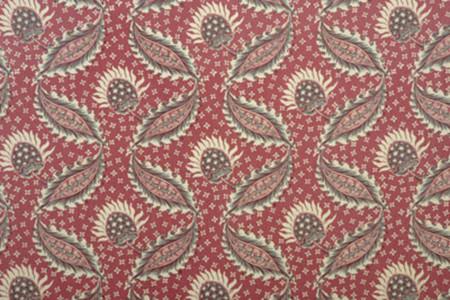 Remy - Red Jasper Fabric
