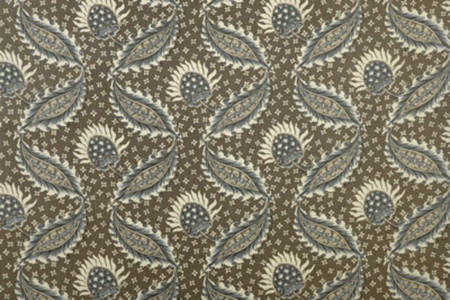 Remy - Brown Jasper Fabric