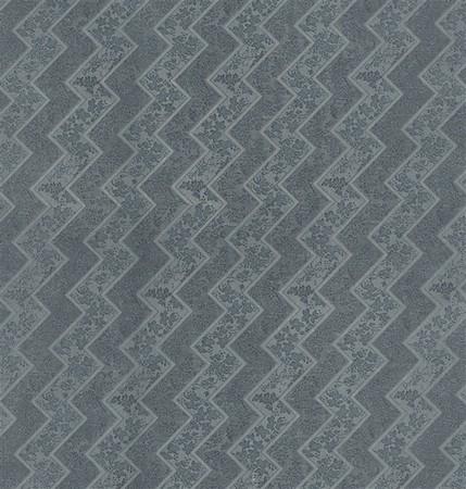 Lacquer Stripe - Indigo Jasper Fabric