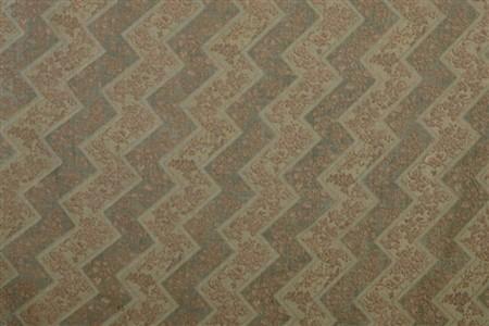 Lacquer Stripe - Tobacco Jasper Fabric