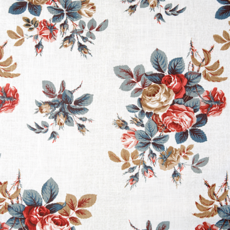 Bentley Rose - Original Jasper Fabric