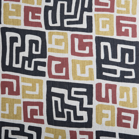 Kuba - Oatmeal Jasper Fabric