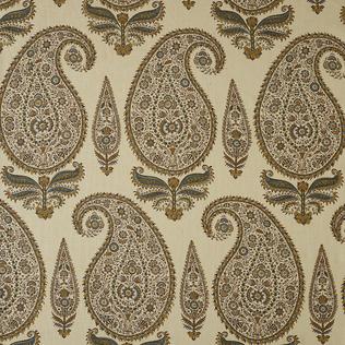 Kashimir - Saffron Jasper Fabric