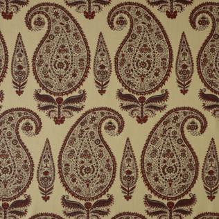 Kashimir - Rust Jasper Fabric