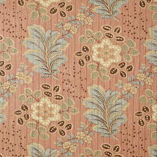 Ondine - Salmon Jasper Fabric