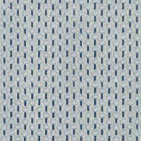Antoinette  Royal Blue Jasper Fabric