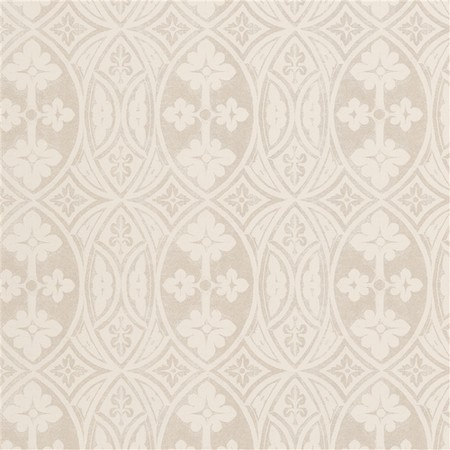 Gothic - Ecru on Parchment Jasper Wallcovering