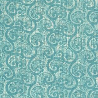 Coquina  Turquoise Jasper Fabric