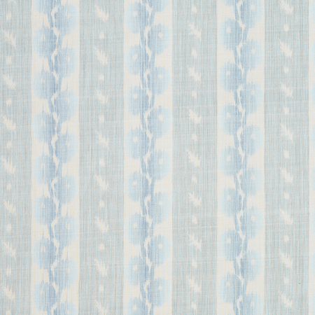 Bouton Blue Jasper Fabric