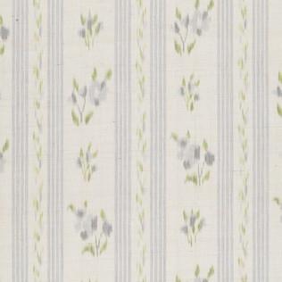 Plume Green Jasper Fabric