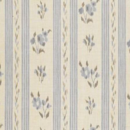 Plume Blue Jasper Fabric