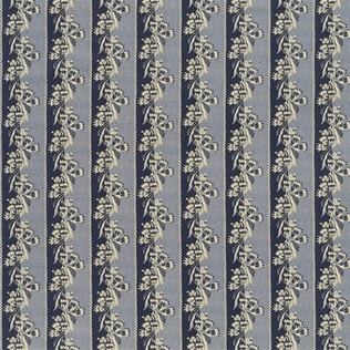 Gretta - Blue Jasper Fabric