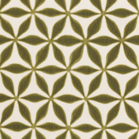 Star Atlantico - Grass Jasper Fabric