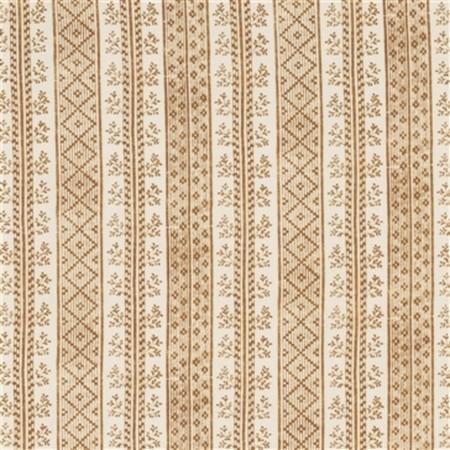 Dutch Stripe Saffron Jasper Fabric