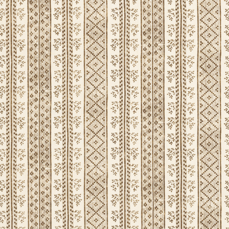 Dutch Stripe  Vison Jasper Fabric