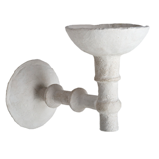Alberto Sconce - Plaster Jasper Lighting