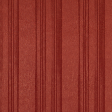 Satin Stripe   Red Jasper Fabric