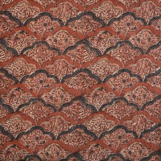 Jaipur Jali - Linen Jasper Fabric