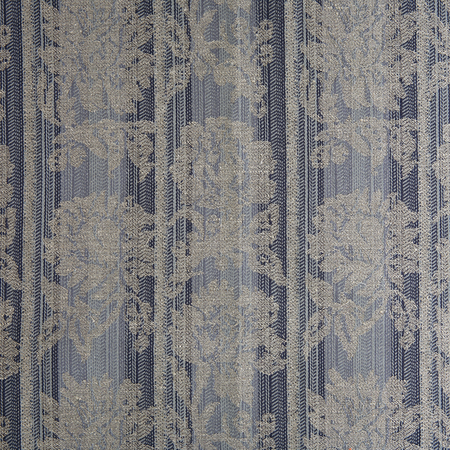 Groussay Blue Jasper Fabric