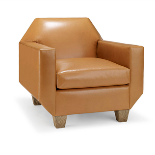 Monceau Club Chair Jasper Furniture