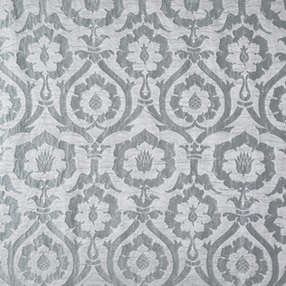 Antalya Blue Jasper Fabric