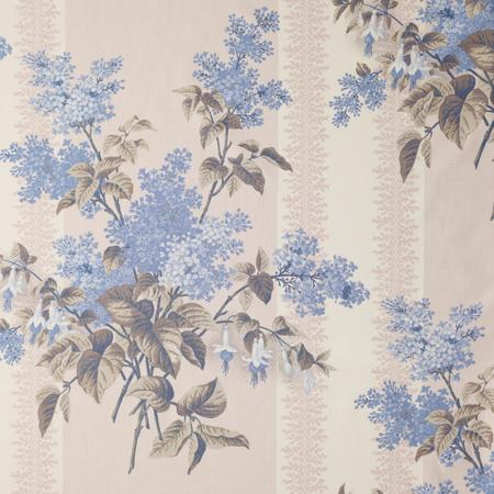 Deauville - Blue Jasper Fabric