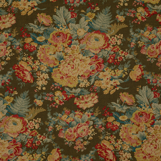 Nathalie Bouquet - Summer Jasper Fabric
