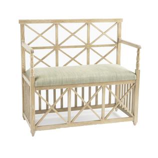 X-Back Bench - Oak Jasper Furniture