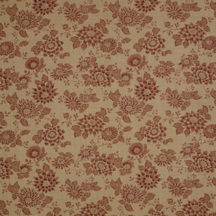 Japanese Stencil - Blush Jasper Fabric