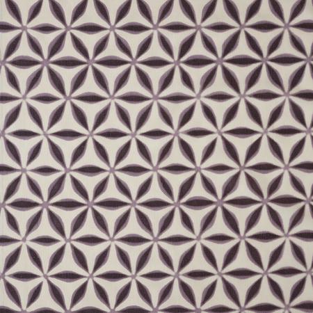 Star Atlantico - Aubergine Jasper Fabric