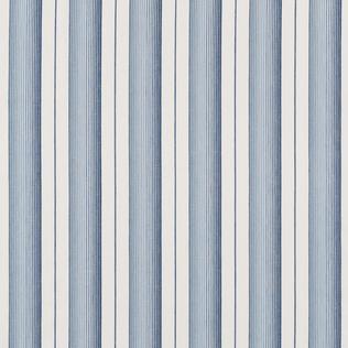 Jasper Fabrics  Josephine Stripe - Ocean Blue