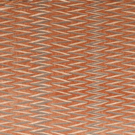 Zig Zag Stripe - Saffron Jasper Fabric
