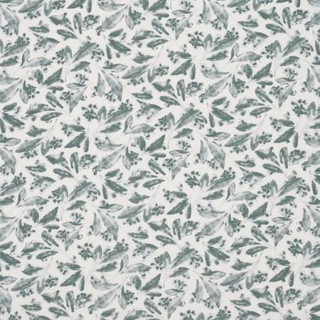 Pagoda Leaf  Sage Jasper Fabric