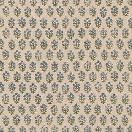 Devonshire  Blue Green Jasper Wallcovering